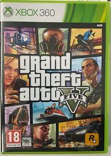 Grand Theft Auto V (5) Microsoft Xbox 360 Preowned Free UK P&P