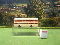H0 1:87 Wiking 24730 MAN SD 200 Berlin Bus Doppeldecker Novapax  Modelleisenbahn