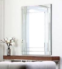 730mm X 1120mm Wall Mirror-art Deco-bedroom Metro Dressing Leaning