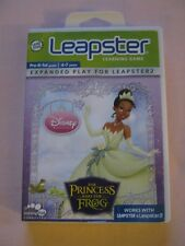 LEAPFROG LEAPSTER - DISNEY THE PRINCESS & THE FROG LEARNING GAME LEAPSTER 2