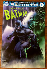 ALL STAR BATMAN #8 EXCLUSIVE JIM LEE DALLAS FAN EXPO VARIANT - HOT - NM