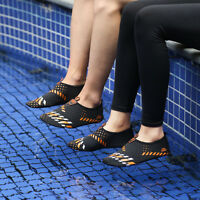 Mens Water Shoes Barefoot Aqua Sport Socks Pool Beach Pool Swim Exercise Surf