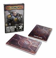 Kill Team Arena Promo Campaign Tactics Cards Set Warhammer 40K Vigilus L217