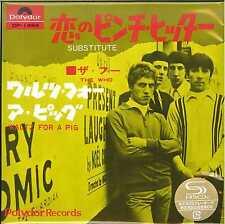 THE WHO-SUBSTITUTE-JAPAN 7 INCH MINI LP SHM-CD Ltd/Ed D73