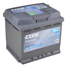 Exide Premium CARBON EA530 53Ah 12V Autobatterie ersetzt 55Ah 50Ah 45Ah *NEU*