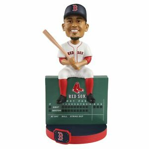 Mookie Betts Boston Red Sox Riding Green Monster Bobblehead MLB