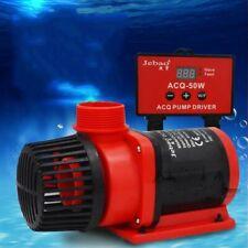 Jebao ACQ DC LCD Display Flow Aquarium Pump + Controller Marine AU Plug