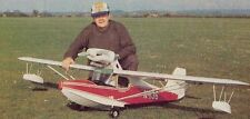 Anderson Kingfisher   108 inch wing span  Giant Scale RC AIrplane Printed Plans