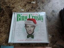 Unknown Artist Merry And Bright Bing Crosby Music CD CD ***NEW***