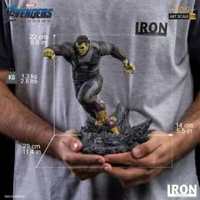 Hot Toys Avengers Issue Nano Gauntlet HULK Version Quarter Scale Replica NEUF