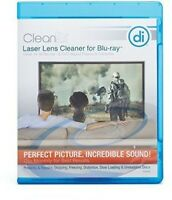 Digital Innovations 4190300 CleanDr for Blu-ray Laser Lens Cleaner wit