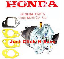 16100-Z1A-802 HONDA GC190 GC 190 Engines CARBURETOR & GASKETS KIT SET 61KB NEW