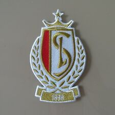 Football club team Standard Liege Patch soccor Embroidered badge iron on logo