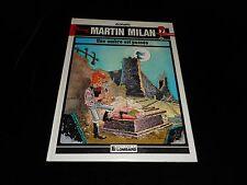Godard : Les aventures de Martin Milan 7 : Une ombre est passée EO Lombard 1982