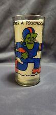 """Vintage Rare Burger Chef  """"Crankenburger"""" 1977 Collectors Glass"""