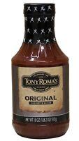 Tony Romas Original Barbecue Sauce 18 Oz. (Pack Of 4 Bottles)