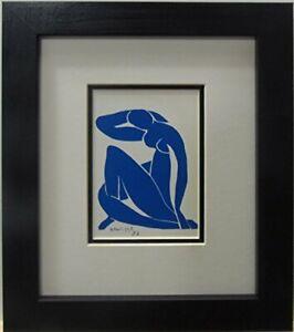FRAMED Blue Nude by Henri Matisse 1952 Museum Master Fine Art Print