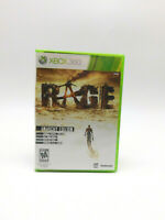 New Rage (Microsoft Xbox 360) Anarchy Edition with 4 Exclusive DLC NEW Sealed