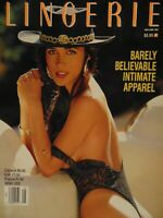 Playboy's Lingerie May June 1993 | Patricia Ford      #1779+