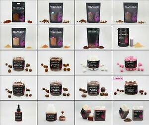 Sticky Baits The Krill Boilies, Pellets, Pop Ups, Wafters, Glug *Full Range* NEW