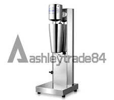 220V Commercial/Home Electric Soft Ice Cream Mixer Milkshake Cyclone Machine