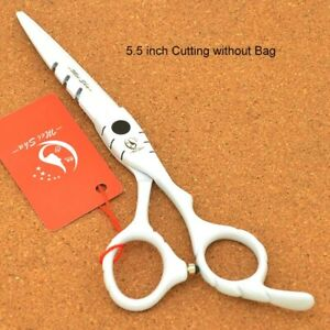 5.5/6 inch High Quality Hair Scissors Set Hairdressing Cutting Thinning Shears