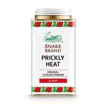 Original Classic Scent Powder Cooling Refresh Body Snake BRAND Prickly Heat 150g