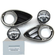 Front Fog lamp light bezel Set left right For Infiniti Fx 30d 35 37 50 09-2015