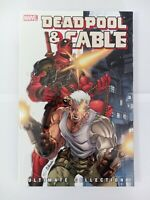 Deadpool & Cable Ultimate Collection Vol. 1 Marvel Trade Paperback Graphic Novel