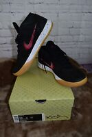 Nike Kobe AD Mens  10.5 Black Sail Gum Basketball Shoes  922482-006 with box!