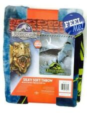 Dinosaur Jurassic World Silky Soft Throw