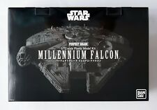 "BANDAI PG 1/72 Millennium Falcon ""Star Wars"" big size limited scale model kit"