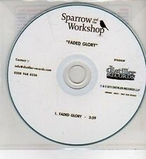 (CI64) Sparrow & The Workshop, Faded Glory - 2011 DJ CD