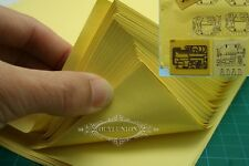 20x Sheets A4 SZfor PCB Circuit Board Heat Thermal Transfer Paper Iron Prototype