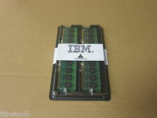 IBM ORIGINALE 4 GB (2 x 2 GB) PC2-3200 DI MEMORIA RAM KIT DI AGGIORNAMENTO 39M5812 5000293196