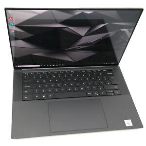 Dell Precision 5550 Touch 4K Laptop: Core i9 32GB RAM 1TB NVIDIA T2000, Warranty