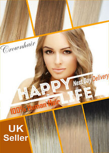Full Head 100% Human Remy Hair Weaves wefts extensions-weave-Double Weft
