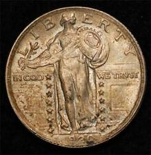 1920 Standing Liberty Quarter:  Fully Original Mint State Piece, very choice
