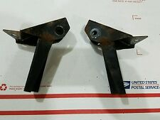 POLARIS 2005 RMK 900 FUSION SNOWMOBILE FRONT SHOCK MOUNT BRACKET 1014795 LEFT &