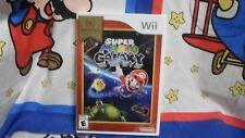 Nintendo Wii  Super Mario Galaxy Game BRAND NEW SEALED