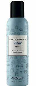 Alfaparf Style Stories Flexible Mousse Medium Hold 250 ml
