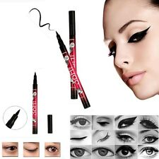 Black Waterproof Liquid Eyeliner Eye Liner Pencil MakeUp Beauty Comestics 36H