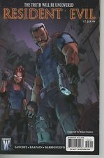 RESIDENT EVIL #3 VIDEO GAME COMIC BOOK WILDSTORM