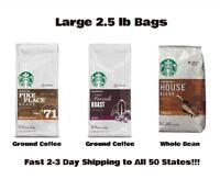 Starbucks Ground Coffee (2.5 lbs.)