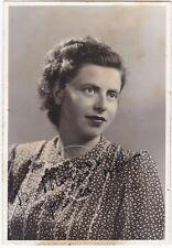 TESSERA FOTOGRAFICA MAESTRA A FINALE LIGURE 1950 12-71