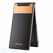 Unlocked Lenovo A588T Flip Handy Android 4.4 MTK6582 4GB ROM WIFI GPS 5MP