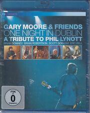 Gary Moore / One Night in Dublin - A Tribute to Phil Lynott (Blu-ray, NEU! OVP)