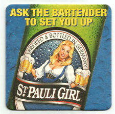15 St Pauli Girl Ask The Bartender To Set You Up Beer Coasters