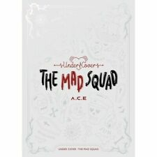 A.C.E-[Under Cover:The Mad Squad]3rd Mini Album CD+Booklet+PhotoCard+etc+Trackin