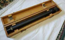 Vintage Fee & Stemwedel Officer Of Deck Spyglass MK II Navy Military Telescope